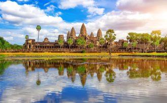 Angkor Wat Kambodscha