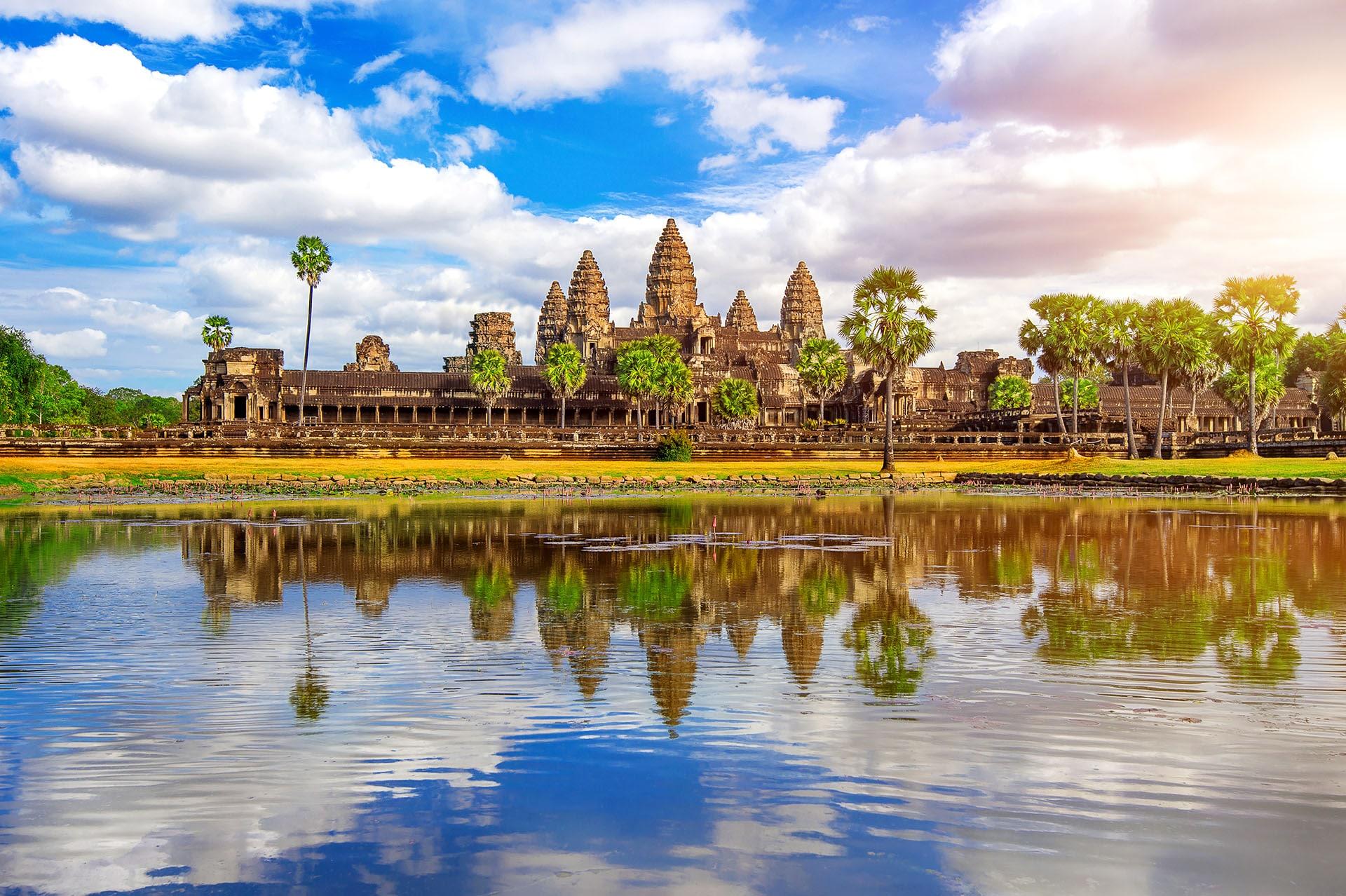 Abenteuerreisen & Erlebnisreisen: Angkor Wat Kambodscha