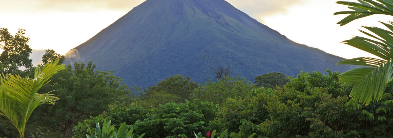 Arenal, Mittelamerika Rundreise