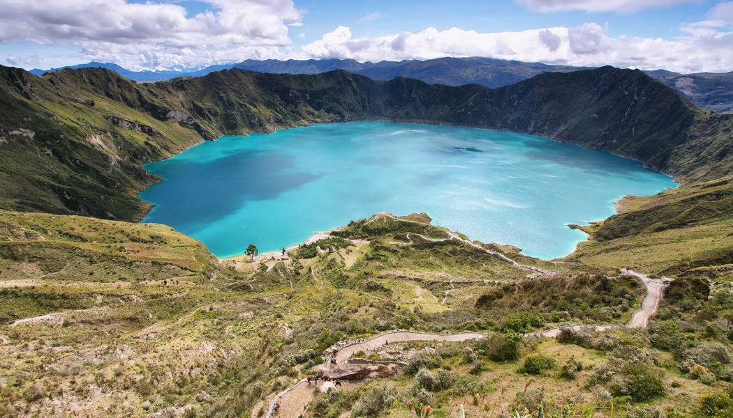 Laguna Quilatoa Ecuador