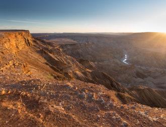Namibia Rundreise wunderschöne Landschaft des Fish River Canyons