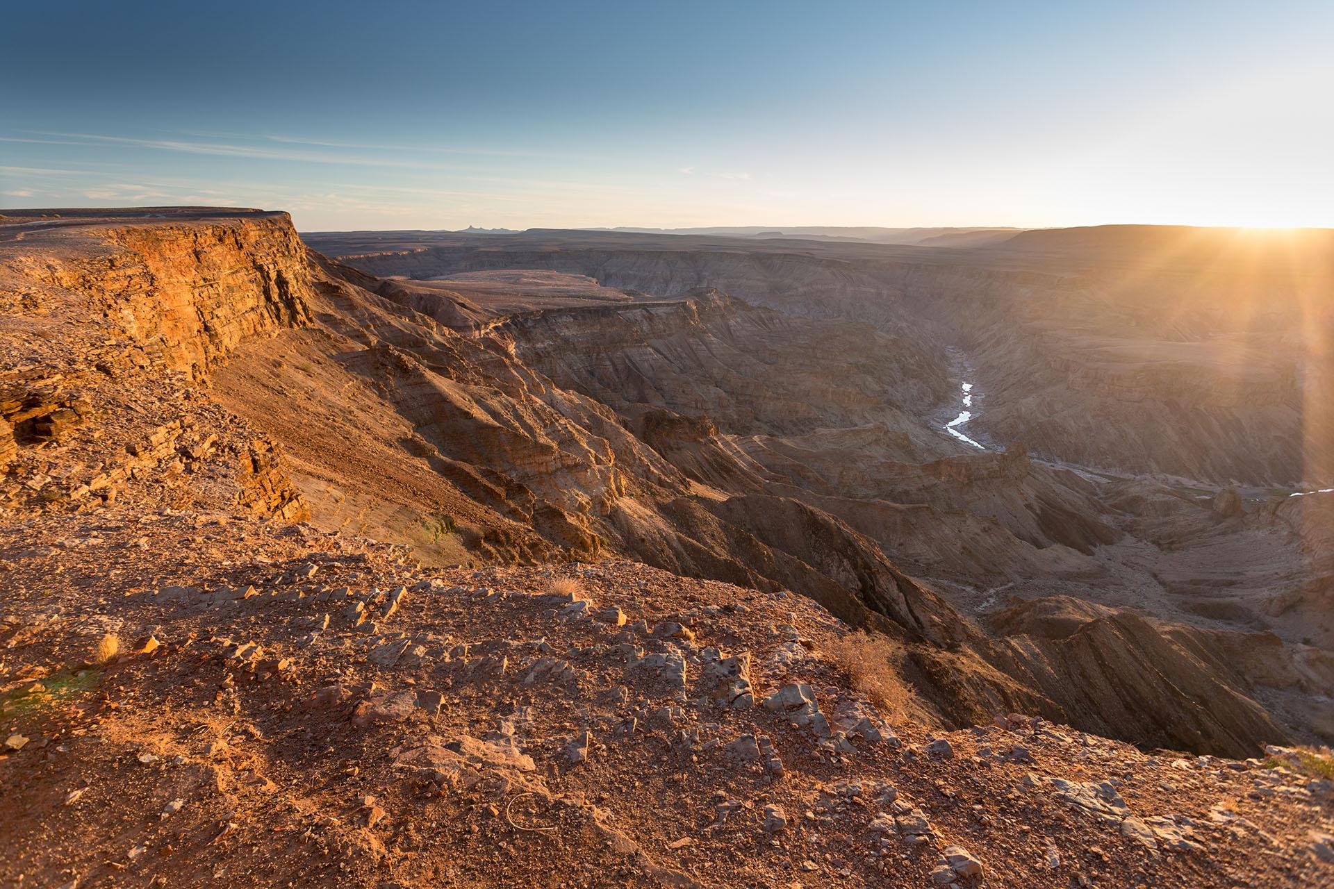 Fischfluss Canyon Namibia, Namibia Top 10
