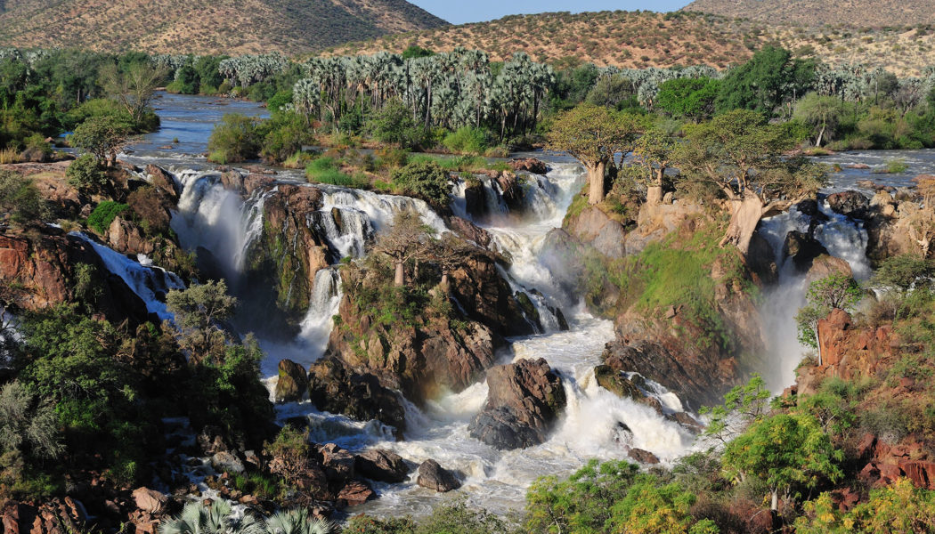 Kaokoveld, Namibia individuell