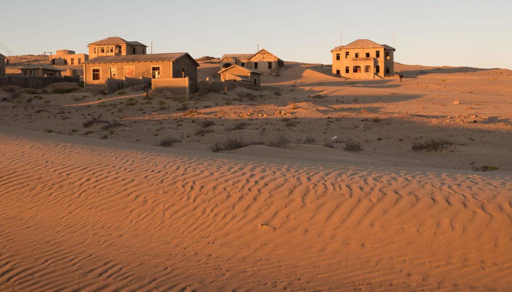 Kolmanskop, Namibia individuell