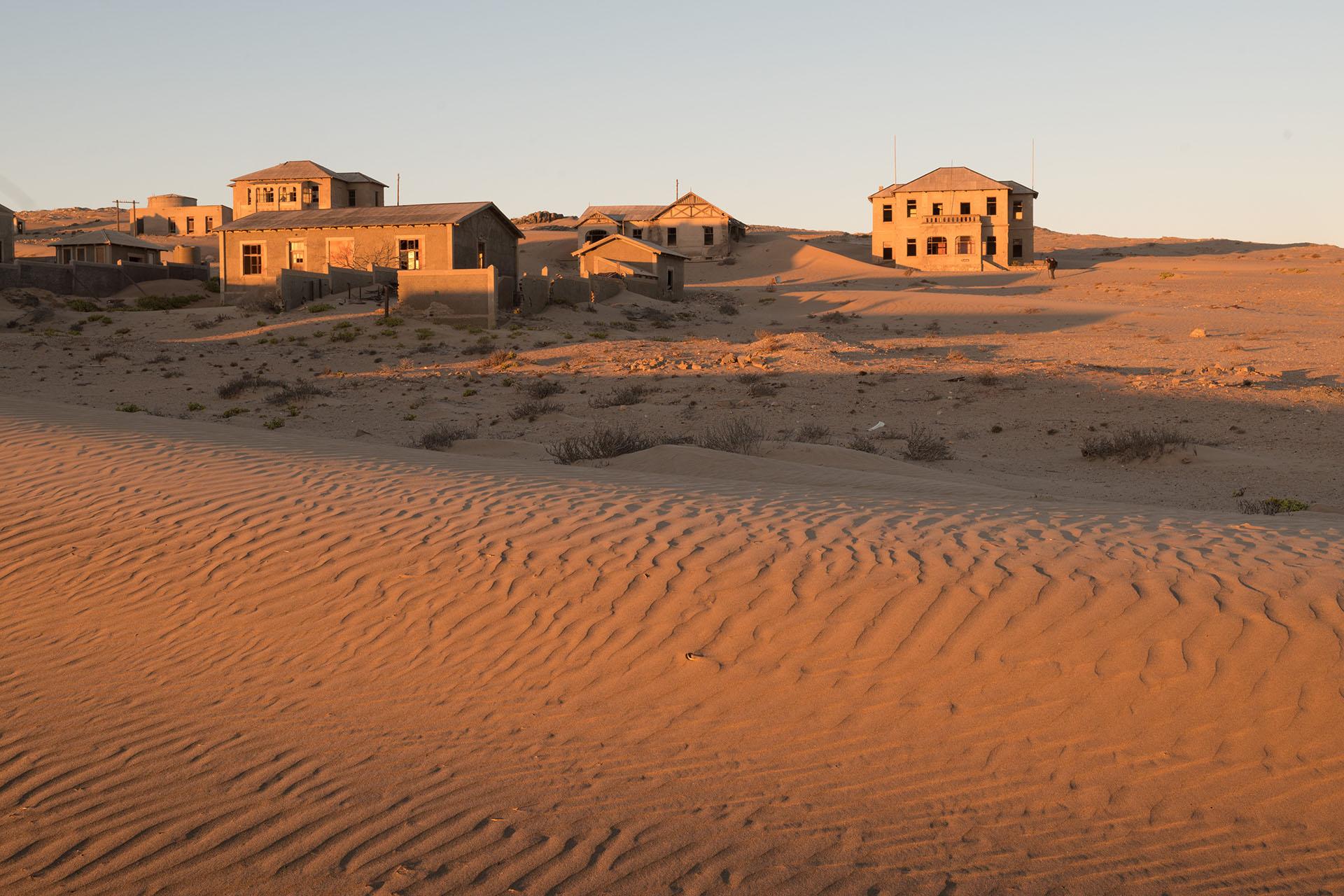 Kolmanskop Namibia, Namibia Top 10
