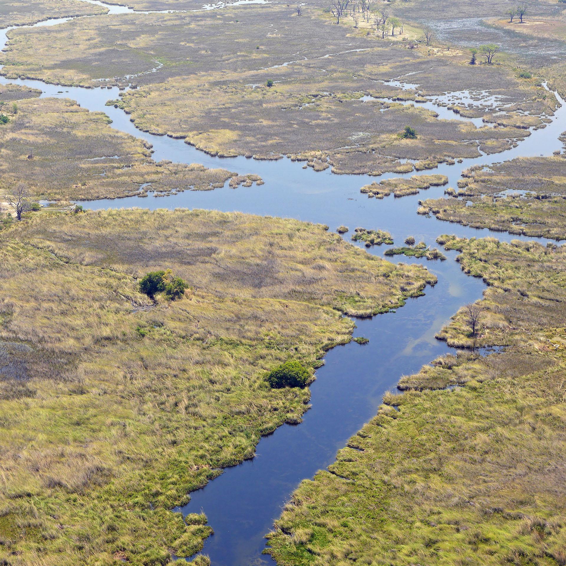 Top Reiseziele: Okavango Delta
