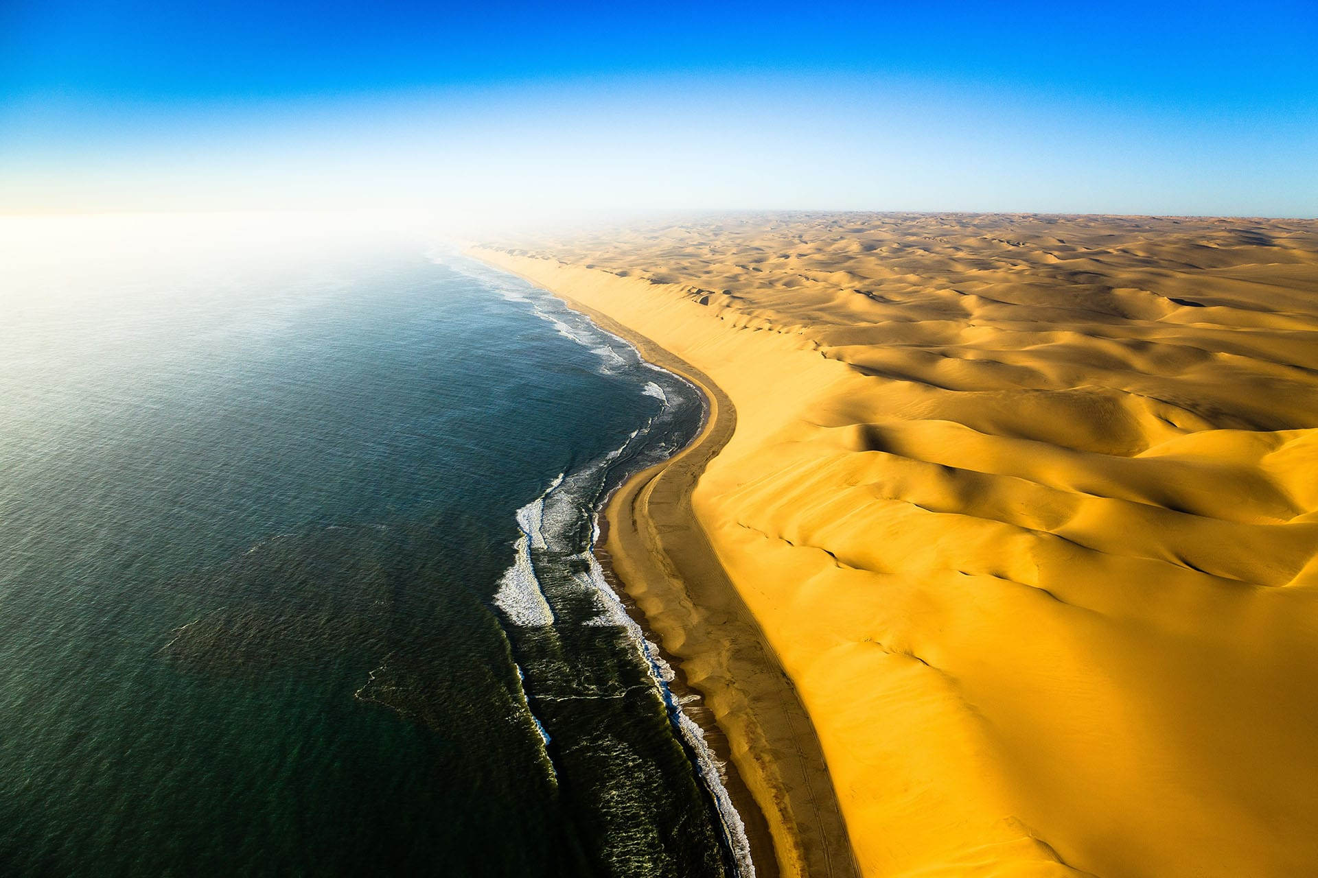 Namibia Highlights, Skelettküste Namibia
