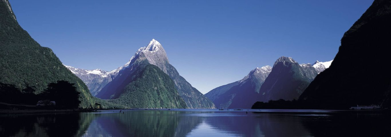 Wellington, Milford Sound