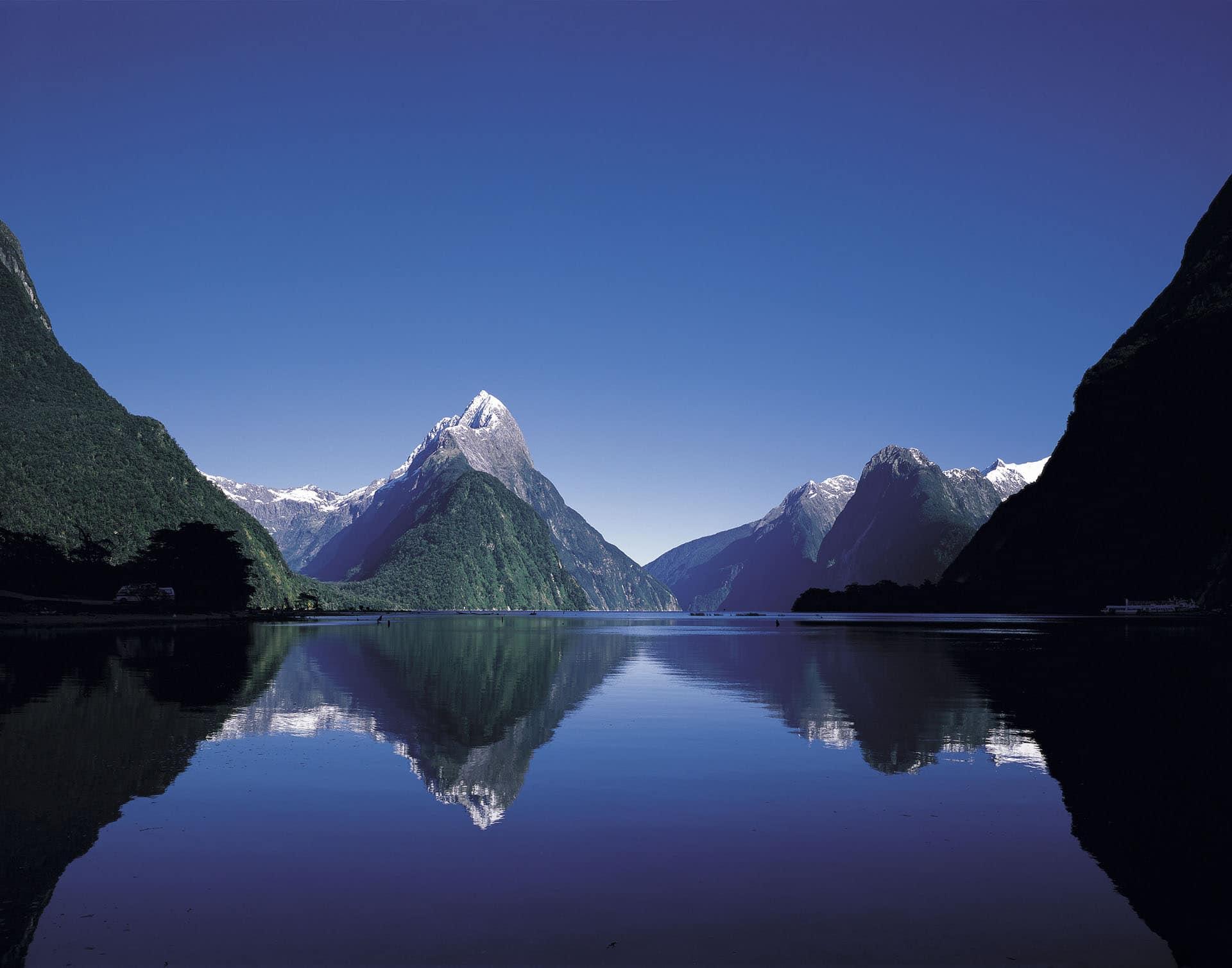 Top Reiseziele: Milford Sound