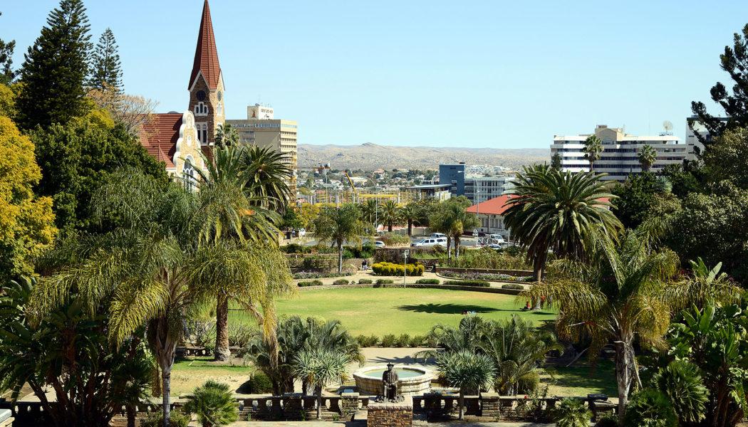 Windhoek, Namibia individuell
