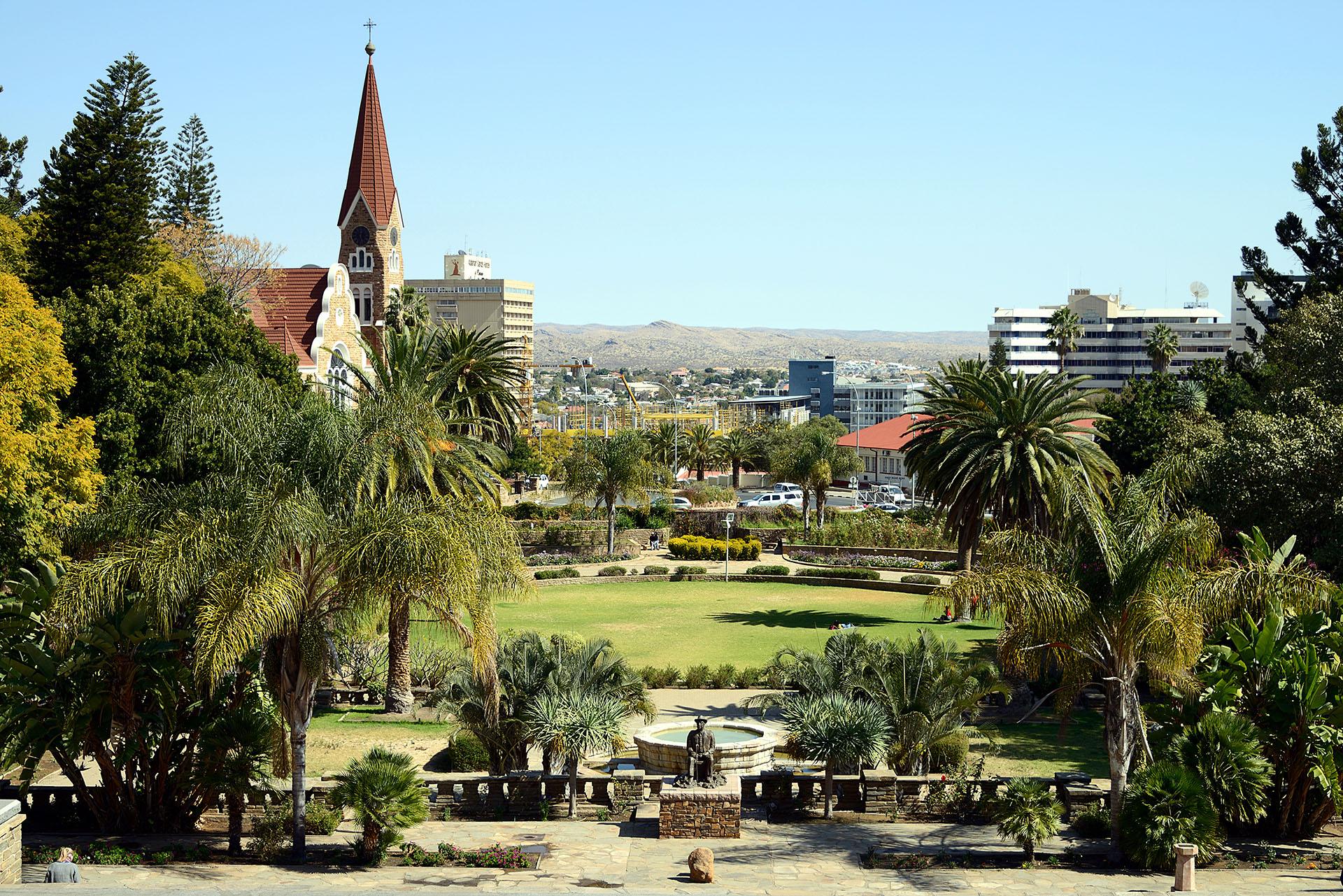Windhoek, Namibia Top 10