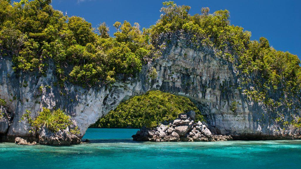 Südseereise, Mikronesien