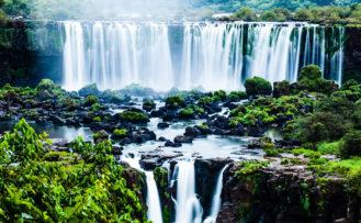 Iguazú Nationalpark, Brasilien