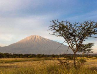 Tansania Trekking-Reisen Mount Meru