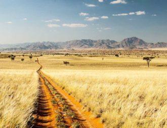 Namib Wüste auf einer Namibia Safari Rundreise