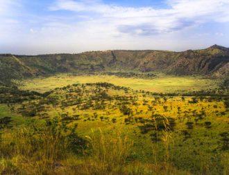Uganda Safari Reisen im Queen Elizabeth Nationalpark