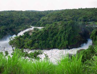 Uganda Safari Reise durch den Murchison Falls Nationalpark