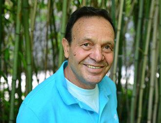 Portrait von Reiseexperte John