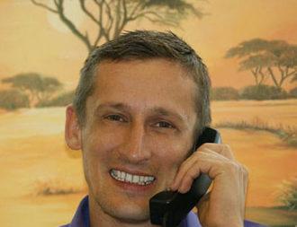 Portrait von Reiseexperte Christian